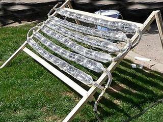 Солнечный коллектор своими руками Как построить