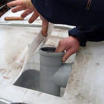 Септик на дачном туалете своими руками видео