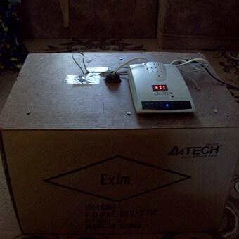 Инкубатор из картонной коробки  советы 111