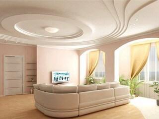 Как своими руками сделать многоуровневый потолок из