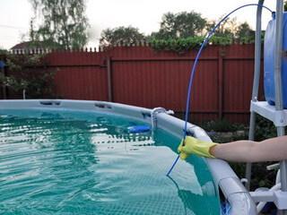 пергидроль инструкция по применению в бассейне