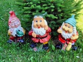 fest pynt til hagen