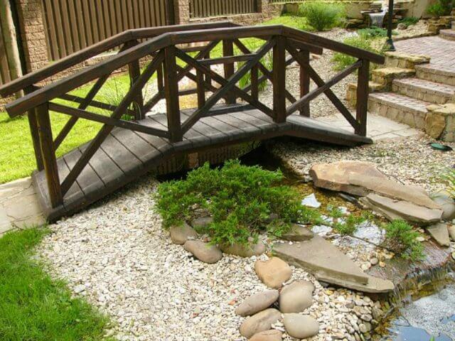 Как сделать фонтан в домашних условиях для сада