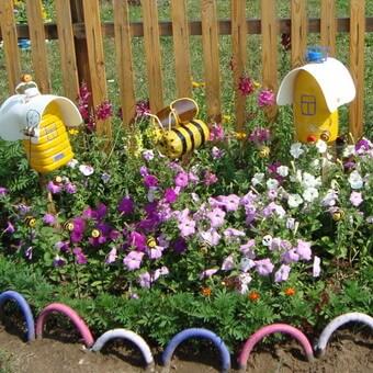 Идеи для сада своими руками ТОП 10 поделок (50 фото) 20