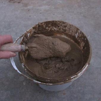 Состав раствора для кладки печи - технология приготовления. Жми