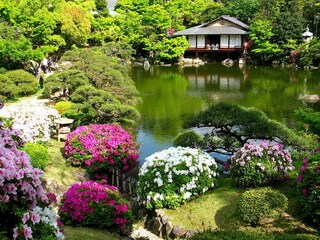 Японский сад: фото и основные тенденции