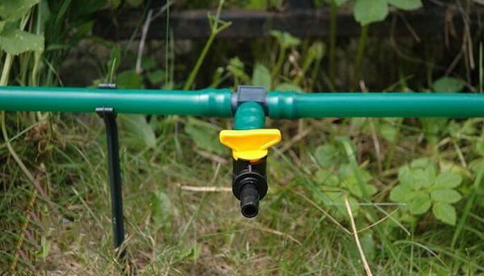 Водопровод на даче своими руками из труб пнд видео