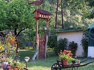 Садовый интерьер своими руками