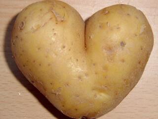 сорта красного картофеля с фото