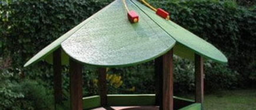 Автоматический капельный полив для зимнего сада